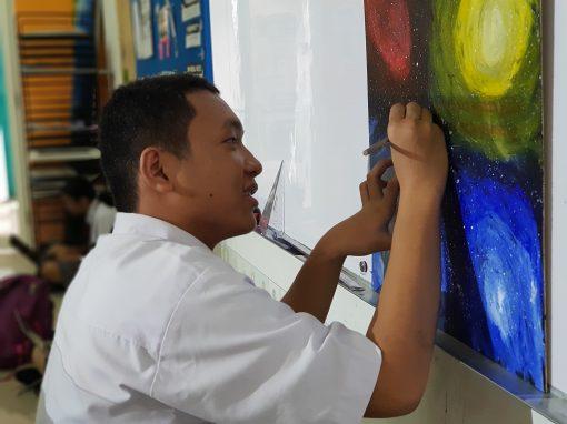 svp art student