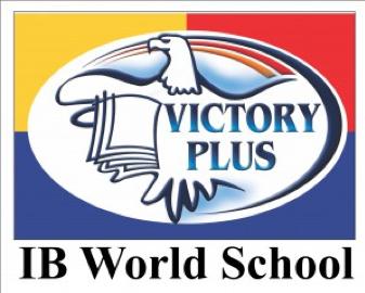 logo Sekolah Victory Plus
