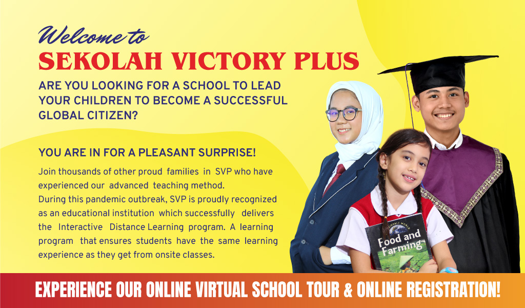 Victory Plus International School and the best school